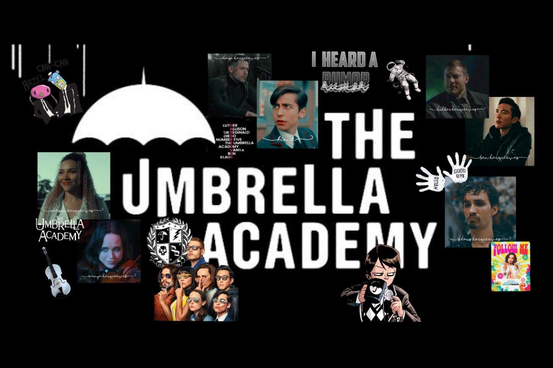 Fondos de pantalla the umbrella academy para pc