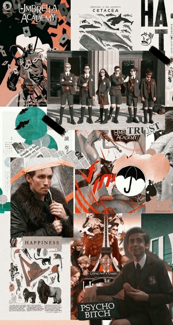 The umbrella academy fondos de pantalla tumblr