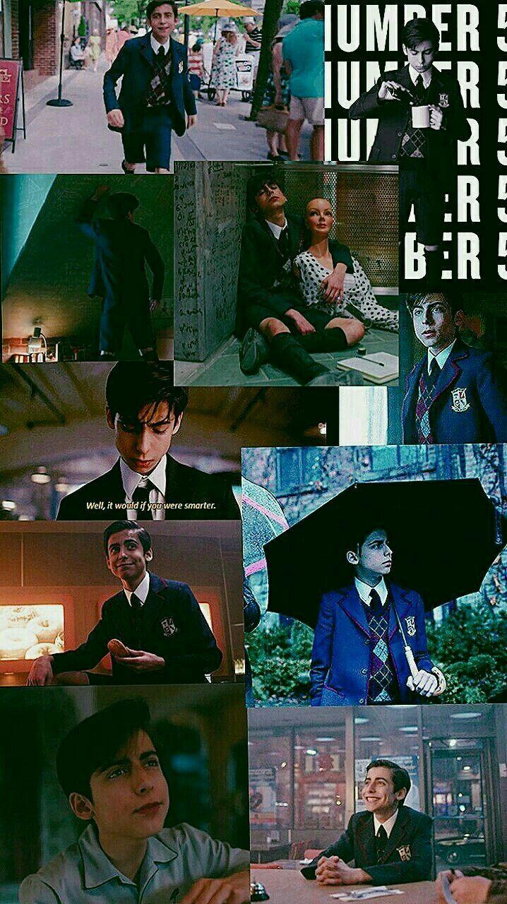 Fondos de pantalla de the umbrella academy cinco