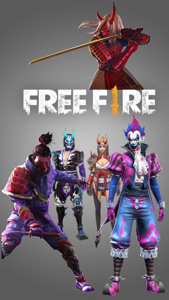 Imágenes de free fire chidas