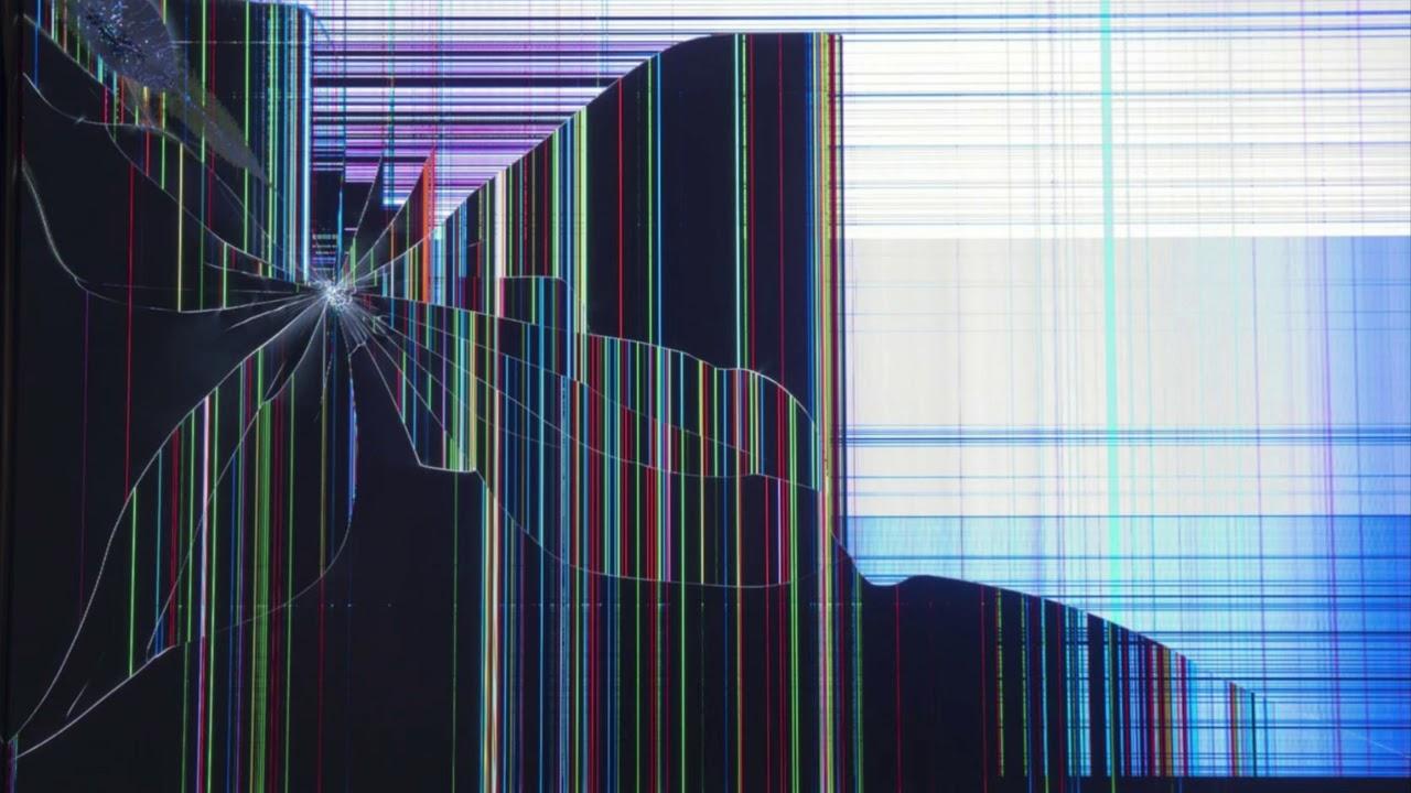 Imágenes de pantalla rota HD