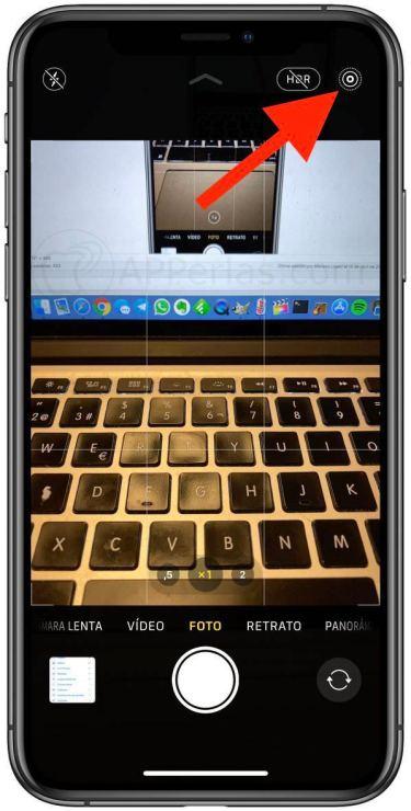 Cómo crear un fondo de pantalla animado en iPhone