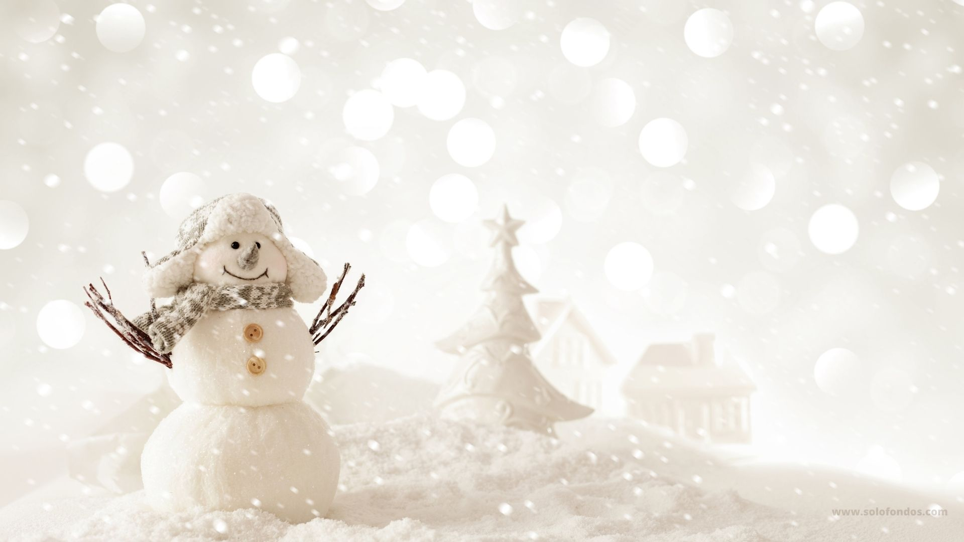fondos animados de navidad para pc
