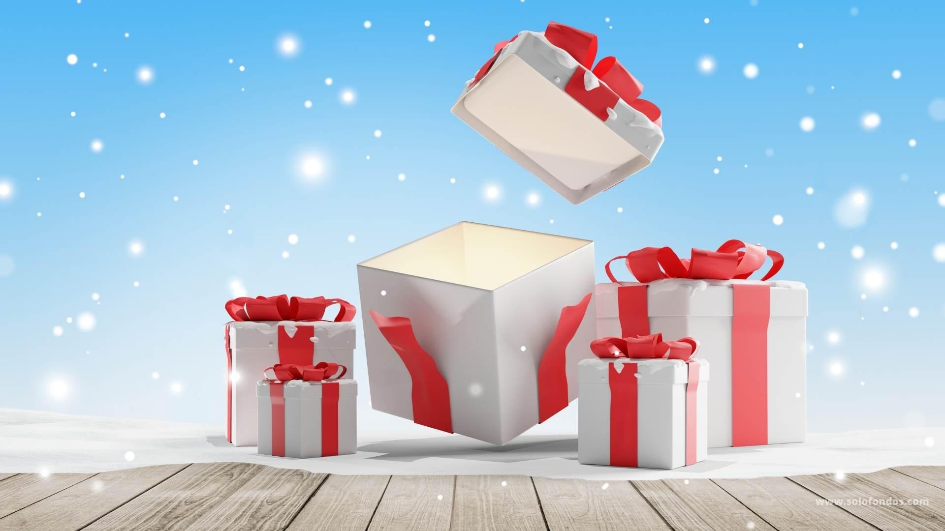 fondos navidad