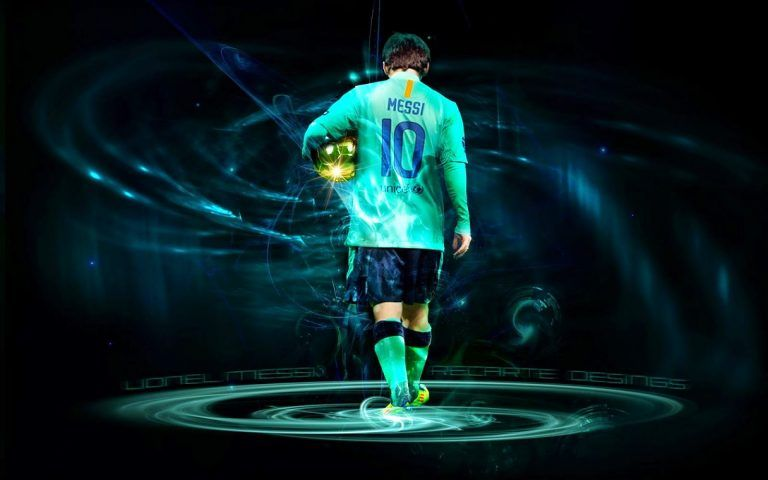 Fondos de pantalla de Messi para PC