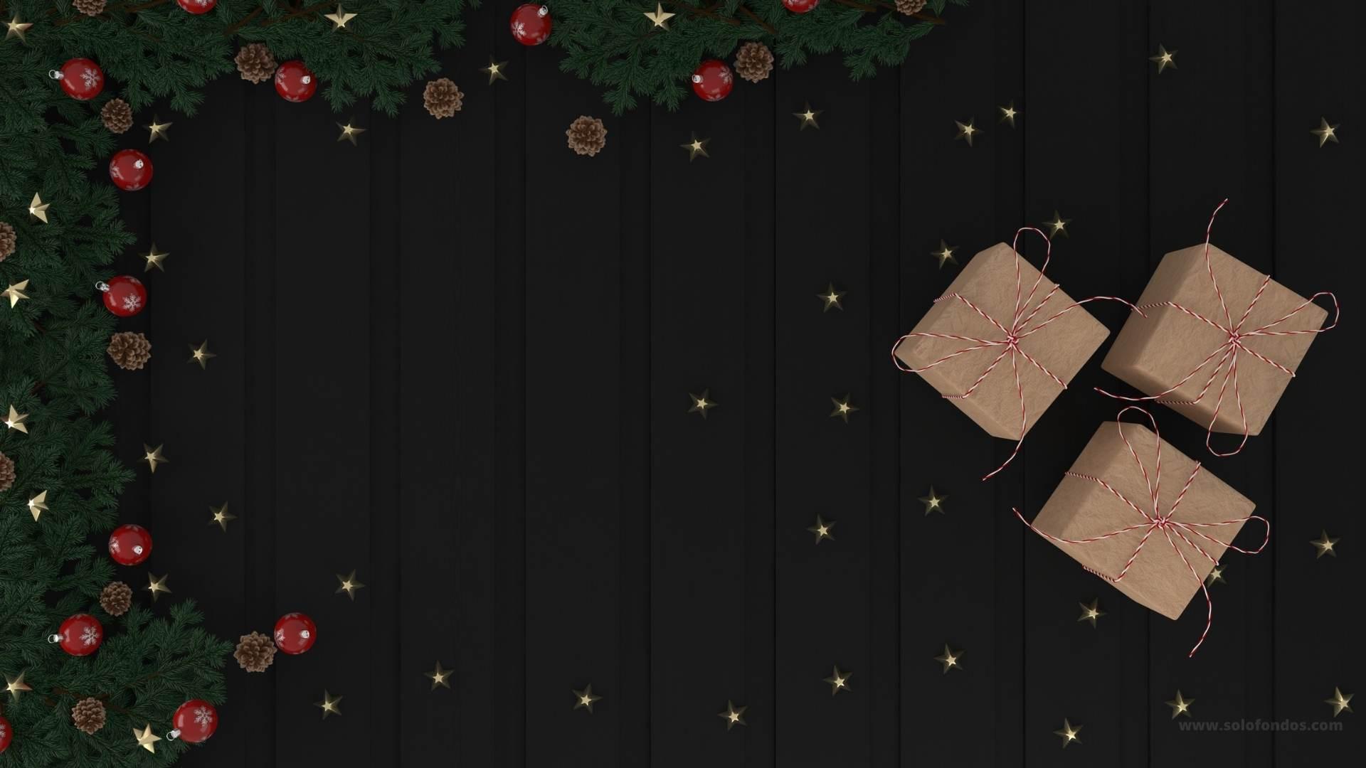 ondos navideños bonitos