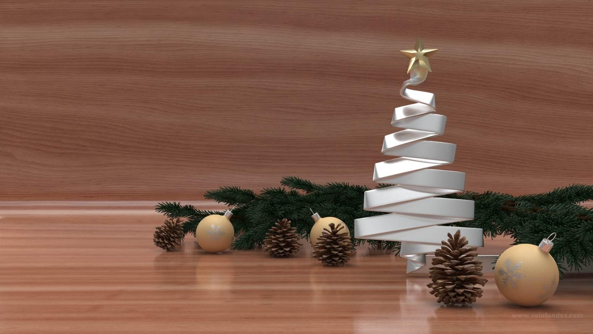 fondos de navidad blanco y negro