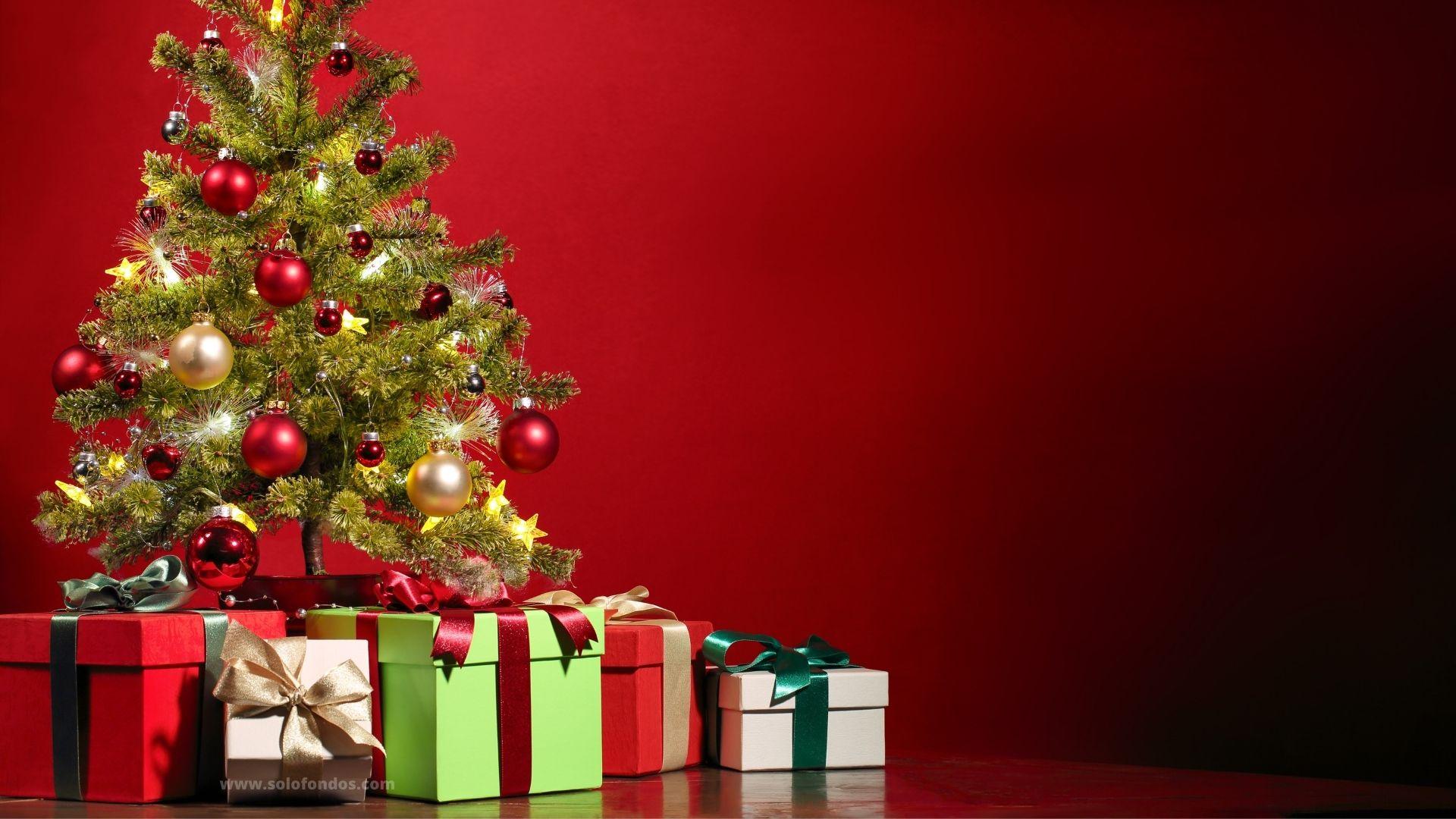 fondos navideños animados para videos