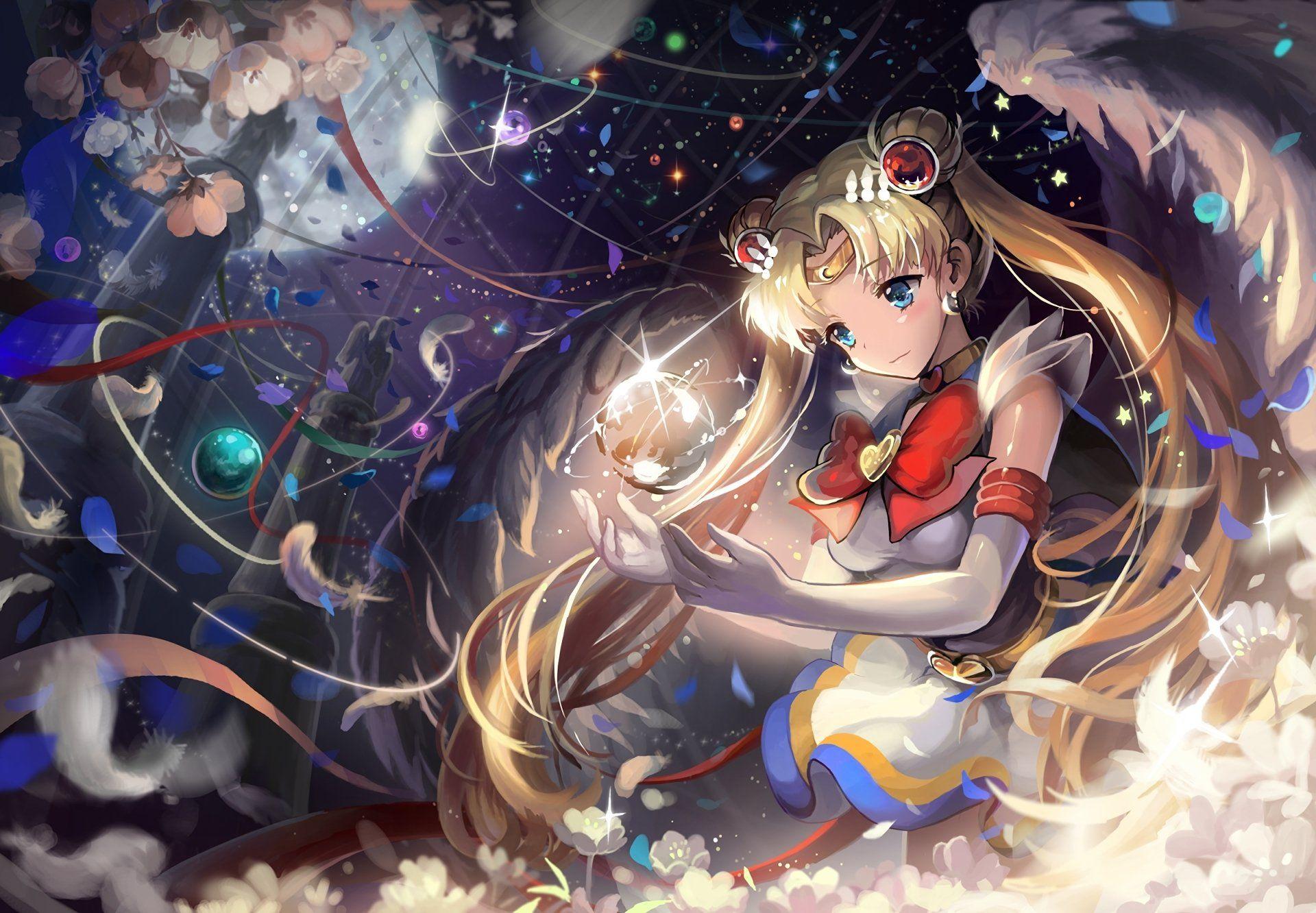 Fondos de pantalla sailor moon HD