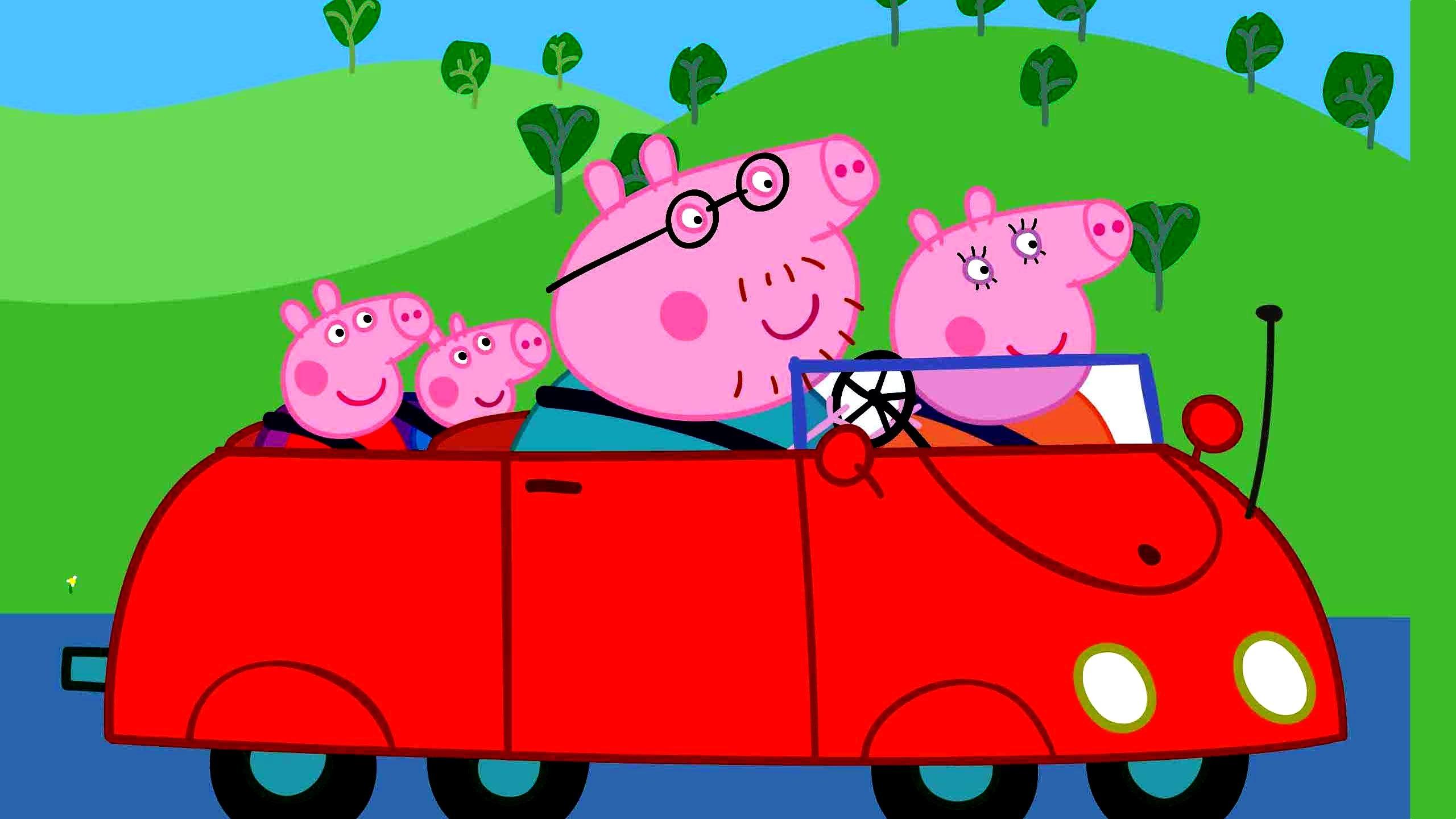 Fondos de pantalla de Peppa Pig para descargar