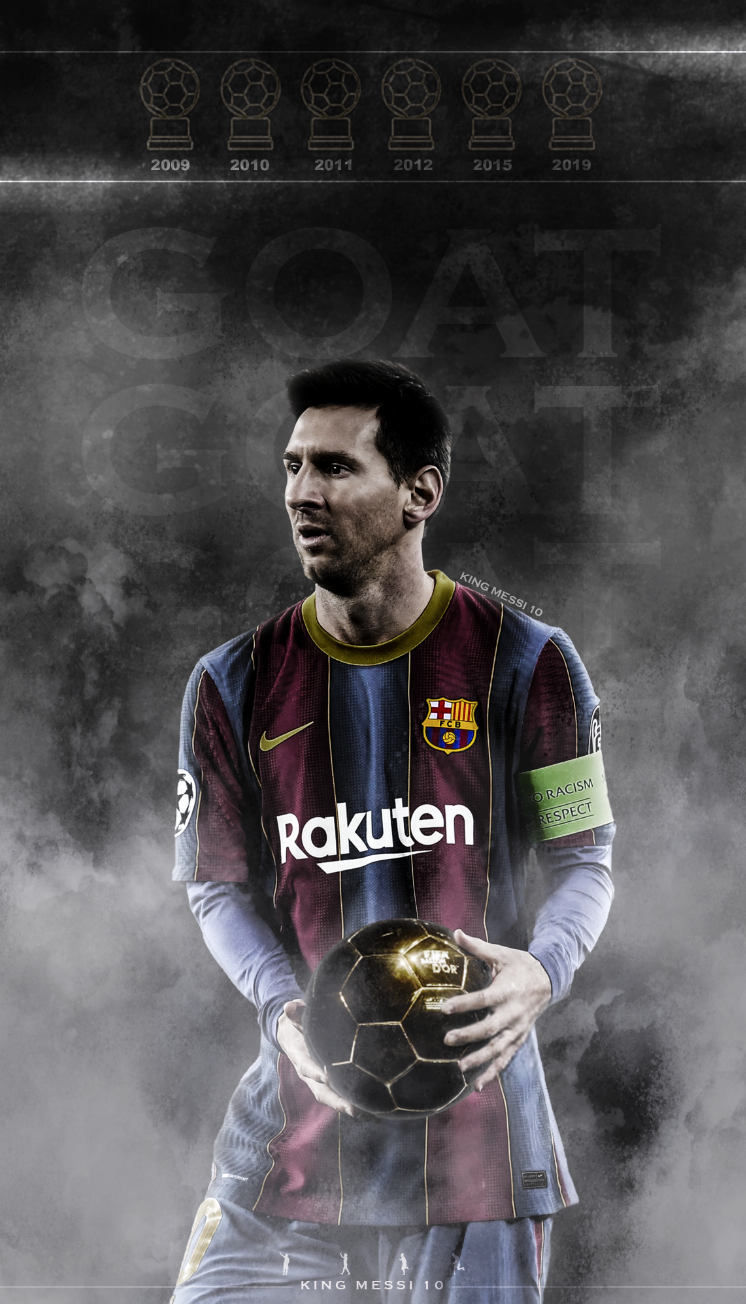 Imágenes de Messi para fondo de pantalla 2021