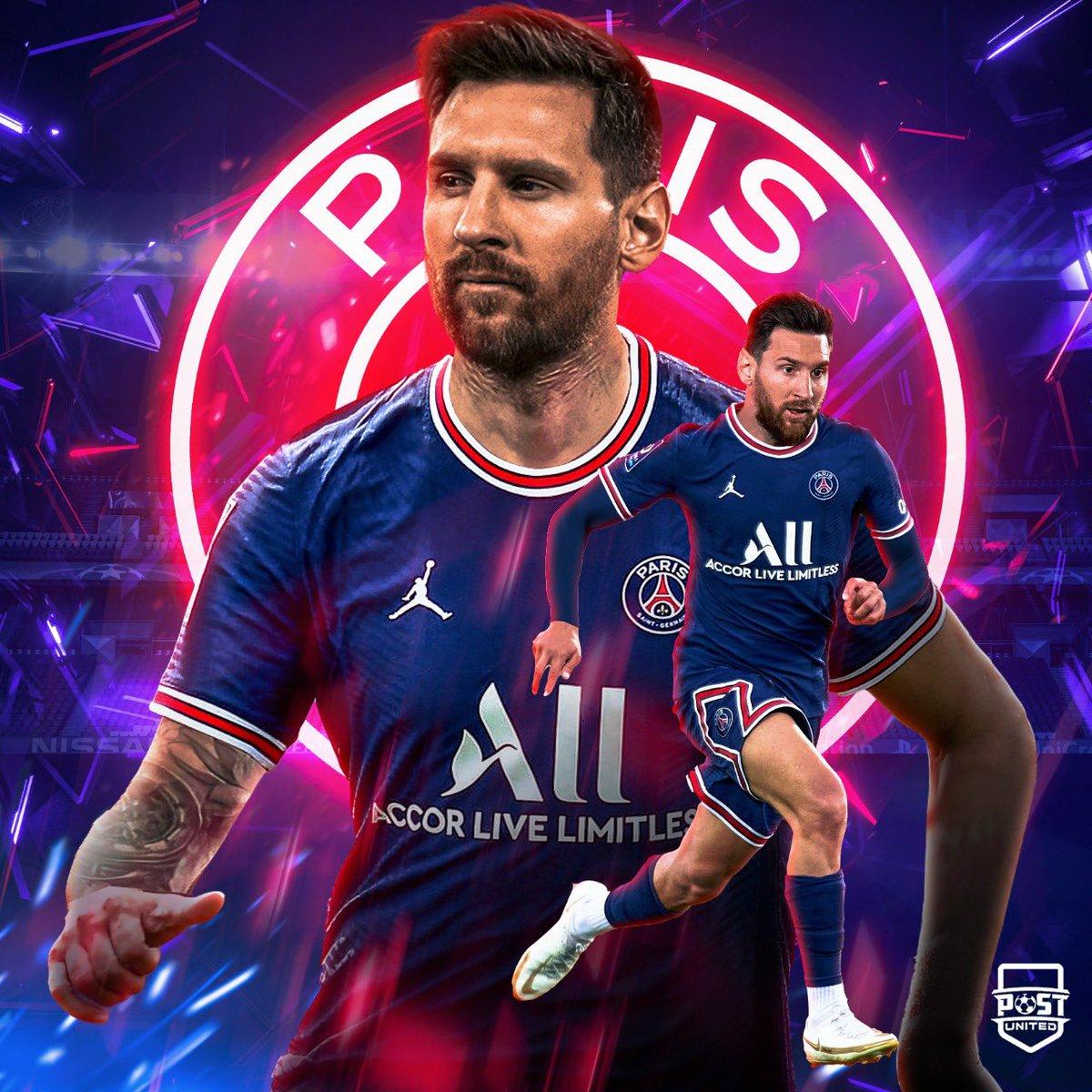 Fondos de pantalla de Messi PSG
