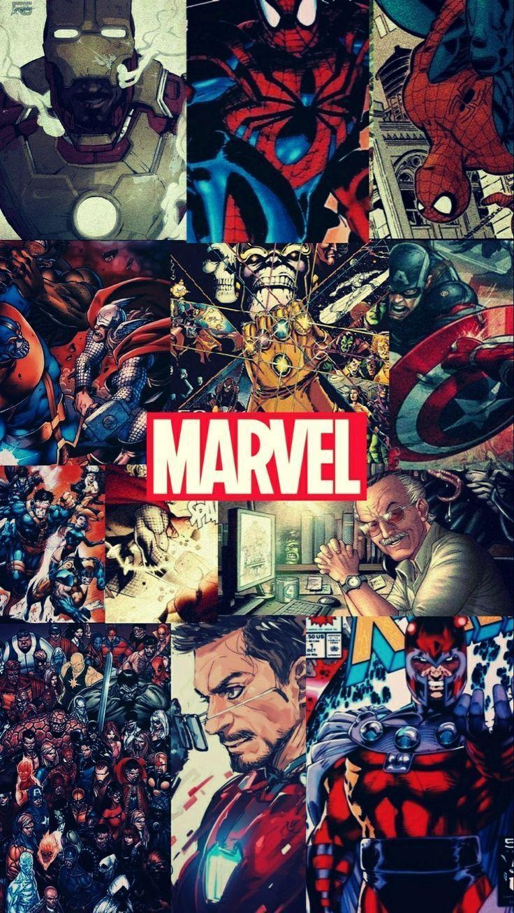 Fondos de pantalla de Marvel comics