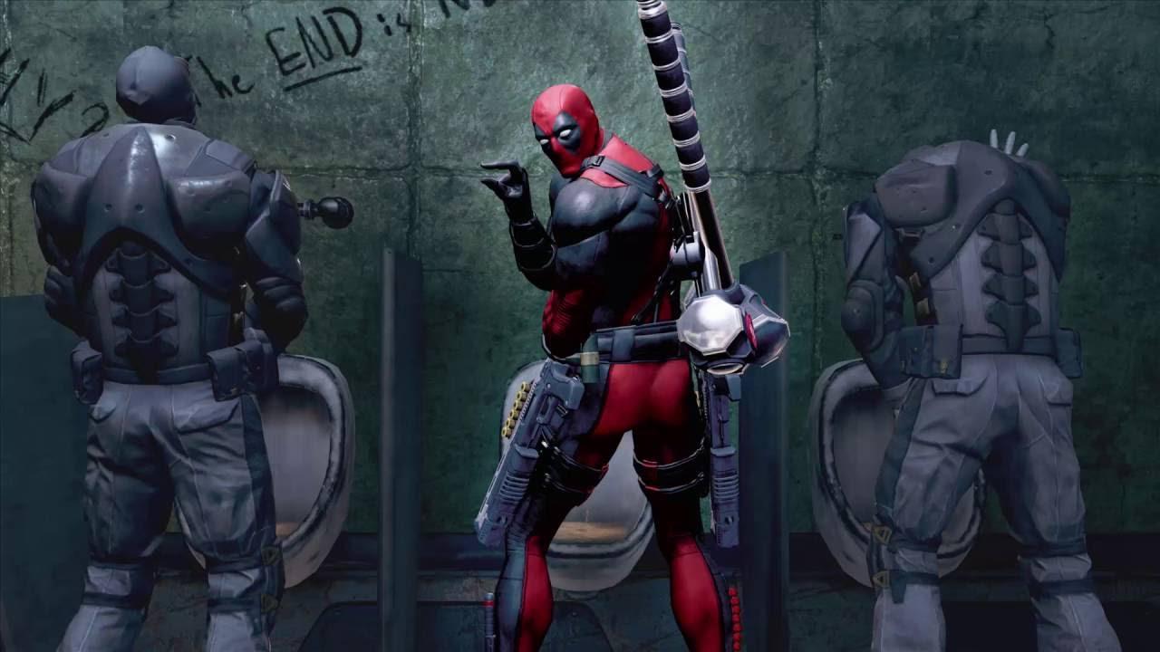 Deadpool para pc