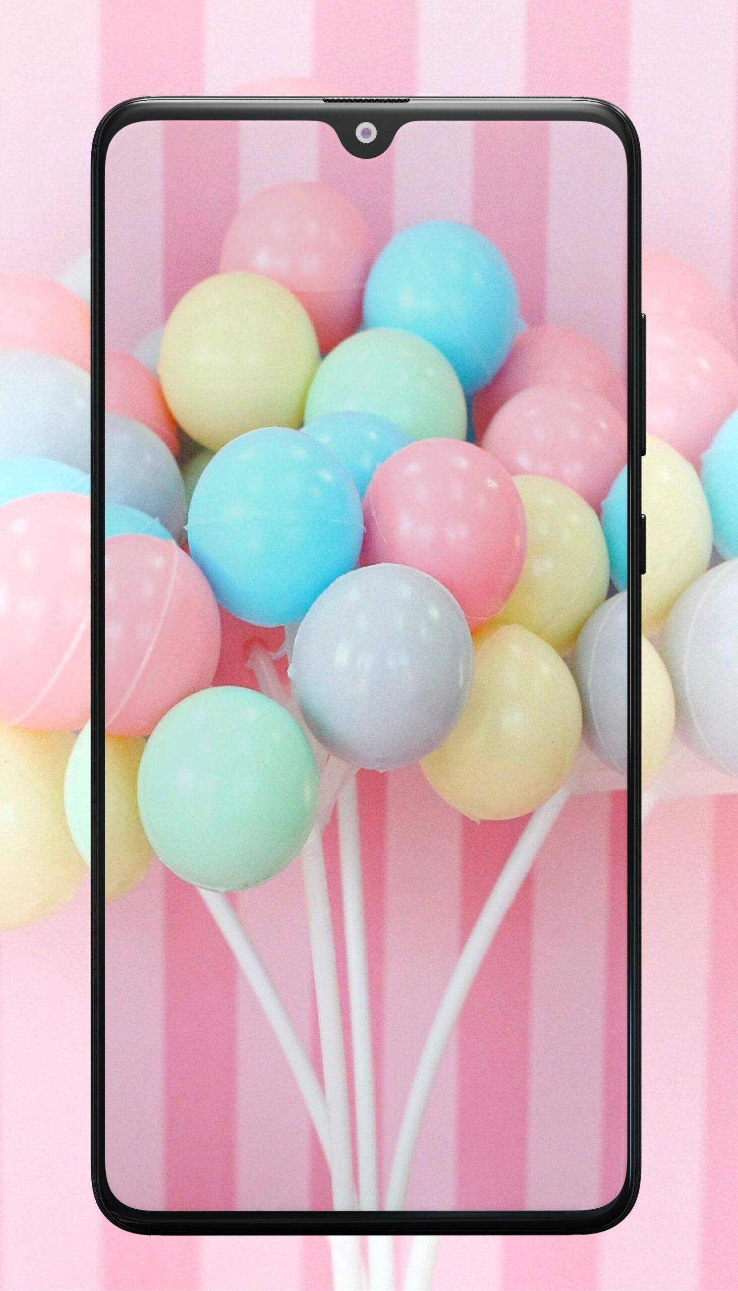 Fondos grandiosos color pastel
